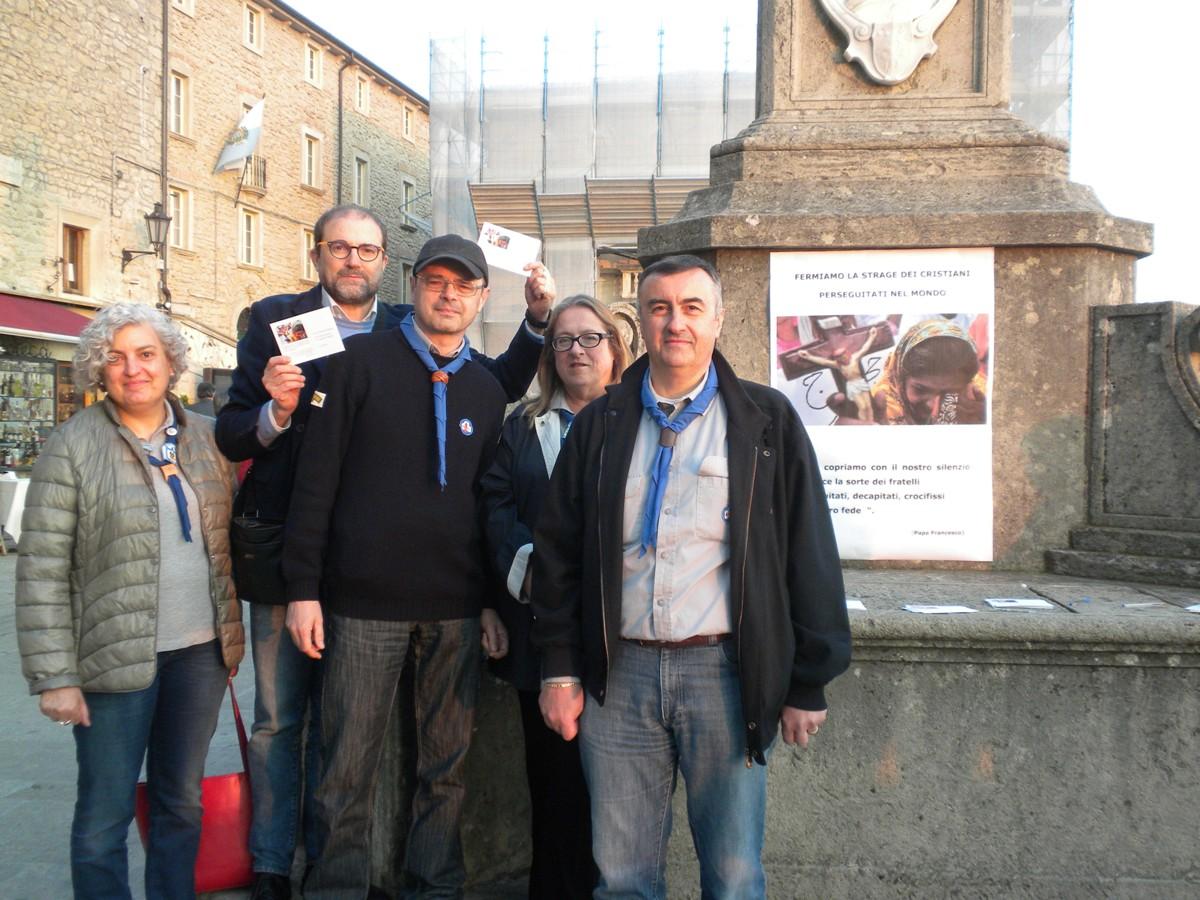 Preghiera A Favore Dei Cristiani Nel Mondo San Marino