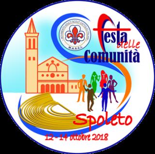 Logo Festa delle Comunità 2018